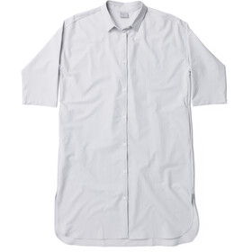 Houdini Route Shirt Sukienka Kobiety, ground grey